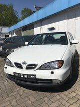 Nissan Primera Automatic & Air Condition in Ramstein, Germany