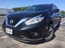 2017 Nissan Murano SV... From ONLY $453 p/month! in Hohenfels, Germany