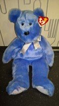 The Beanie Buddies Collection CLUBBY II Year 1999 in Ramstein, Germany