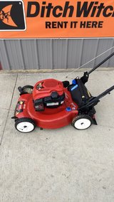 Self Propelled mower (push mower) in Leesville, Louisiana