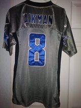 Troy Akiman throw back Jersey in Fort Eustis, Virginia