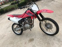 2005 Honda CRF 150 in Warner Robins, Georgia