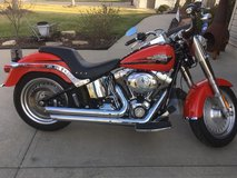 2010 Harley Davidson Fatboy in Fort Leavenworth, Kansas