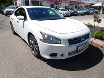 2014 Nissan Maxima 3.5 SV                   S2398 in Ramstein, Germany