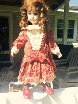 18 Inch Doll on Stand in Camp Lejeune, North Carolina