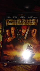Pirates Of The Caribbean - Curse Of The Black Pearl - DVD in Lawton, Oklahoma