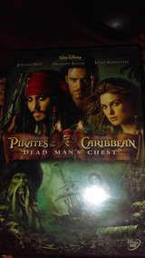 Pirates Of The Caribbean - Dead Mans Chest - DVD in Lawton, Oklahoma