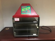 Wisco 3 Shelf Pizza Warmer (Price Reduced) in Lockport, Illinois