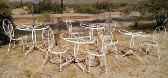 *REDUCED* Outdoor Bistro Sets in 29 Palms, California