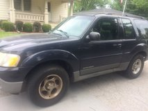 2001 Ford Exporer 4WD in Belleville, Illinois