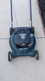 Lawnmower in Travis AFB, California