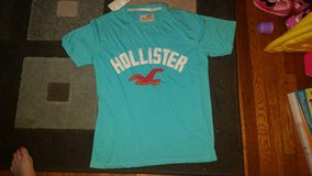 Misses new Hollister shirt in Watertown, New York
