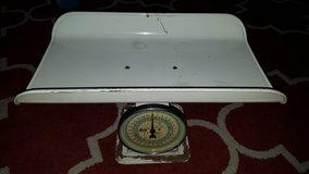 1950s Hanson Baby Scale in Travis AFB, California