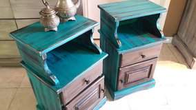 Turquoise Night Stands in Houston, Texas