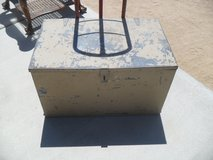 %%  Vintage Military Container  %% in 29 Palms, California
