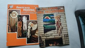 Weaving Books from 1977 lot of 2 in Houston, Texas