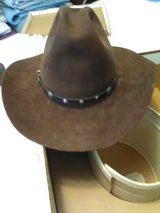 Bailey cowboy hat in Alamogordo, New Mexico