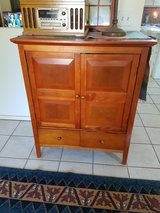 TV or stereo cabinet with drawers in Alamogordo, New Mexico