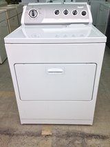 Whirlpool electric 220v Dryer in Camp Pendleton, California