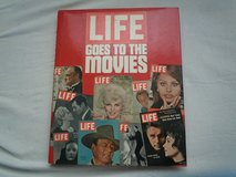 HARDCOVER LIFE GOES TO THE MOVIES BOOK -1975 in Valdosta, Georgia