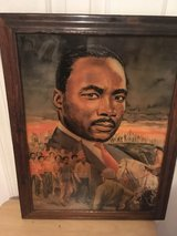 Martin Luther King 17 X 22 in Fort Knox, Kentucky