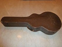 50's Era LIFTON Hardshell Guitar Case in Okinawa, Japan