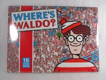 Where's Waldo 2013 Calendar New Sealed in Oswego, Illinois