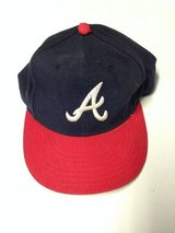 Atlanta Braves baseball hat in Joliet, Illinois