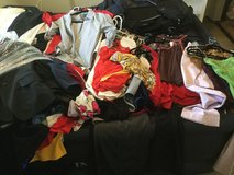 Dresses to jeans; YARD MOVE OUT SALE THIS SATURDAY MAY 20 in Travis AFB, California