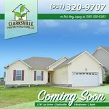 Beautiful Rent To Own Home-3797 N Jot Drive-Clarksville TN in Fort Campbell, Kentucky