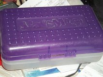 Lot of Pencil Boxes (2 Bags) in Alamogordo, New Mexico