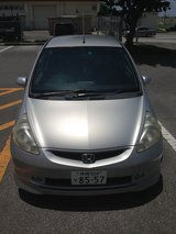 PRICE REDUCED/2002 Honda Fit in Okinawa, Japan