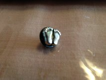 Baby Feet Lapel Pin in Westmont, Illinois