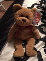 Extremely rare authentic TY Retired Curly beanie baby 1993 in New Lenox, Illinois