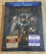The Hobbit: The Battle of Five Armies Extended Edition BLU RAY in Fort Benning, Georgia