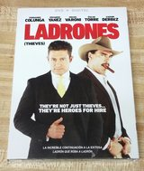 LADRONES DVD in Columbus, Georgia