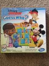 Disney Junior Guess Who in Okinawa, Japan
