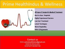 How to Start Medi Tour For India - Prime HealthIndus & Wellness in Los Angeles, California
