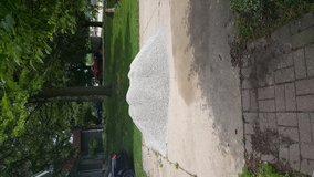 3 Tons gravel rock in Elgin, Illinois