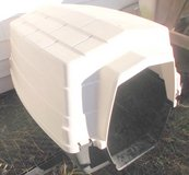Large and Small Petmate Barnhome Dog Houses in Conroe, Texas