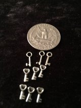 Key mini charms in Fort Campbell, Kentucky
