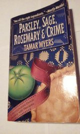 Parsley Sage Rosemary & Crime c1995 Tamar Myers in Elgin, Illinois