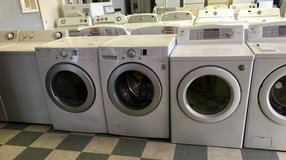 Frontload Washer and Dryer Units in Temecula, California