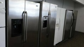 Stainless Steel Refrigerators in Temecula, California
