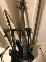 Ibanez GSR 200 Bass and Peavy Max 158 Amp in Okinawa, Japan