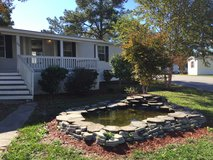 Pond in the Front, Shed in the Back! in Camp Lejeune, North Carolina