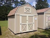 10x12 Lofted Barn Storage Building Shed DISCOUNTED in Valdosta, Georgia