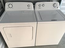 Amana Washer and Dryer in Cherry Point, North Carolina