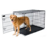 NEW LARGE DOG CRATE in Baytown, Texas
