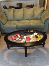 Suede Sofa & Couch in Beaumont, Texas